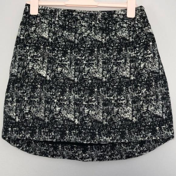 ae05f27eec Banana Republic Skirts | Nwt Marled Mini Skirt 0428 | Poshmark